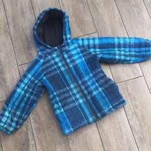 Other - fleece lined winter jacket, unisex